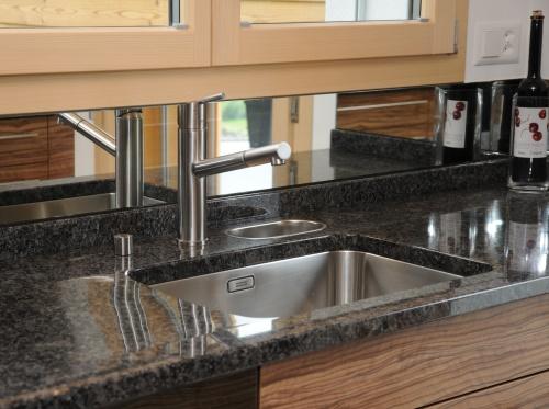 Küchenabdeckung Granit produktionsablauf